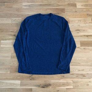 Lululemon Athletica Workout Long Sleeve T-Shirt